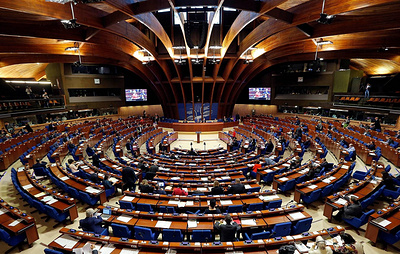 PACE confirms Russian delegation's rights at winter session