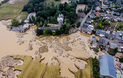 Death toll in Germany floods exceeds 155