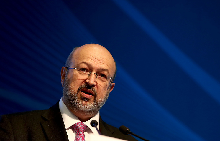 Lamberto Zannier, the secretary general of the OSCE