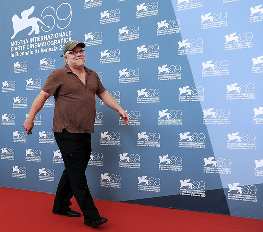 Hoffman at the 69th Venice Film Festival