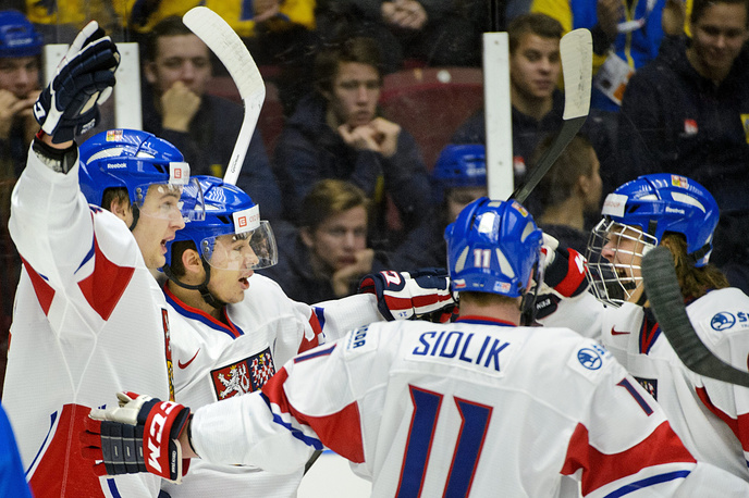The Czech Republic will play against Slovakia
