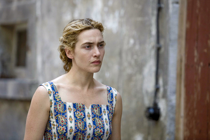 Studio handout photo of Kate Winslet in 'The Reader'