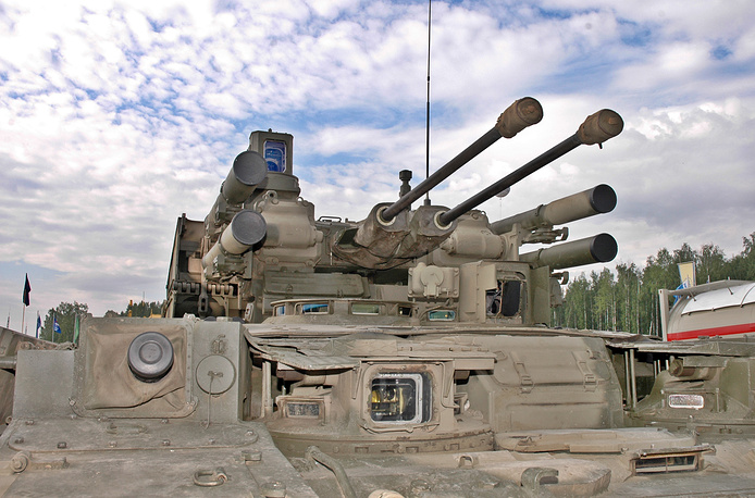 Terminator tank support fighting vehicle (archive)