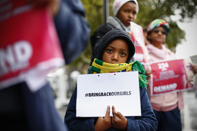 Protests in South Africa