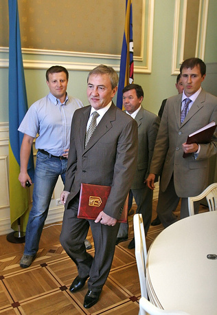 In the 2006 mayoral election in Kiev Vitali Klitschko was second, while Leonid Chernovetsky (photo) became the mayor