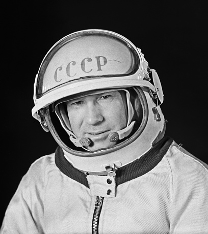 Alexei Leonov in 1965