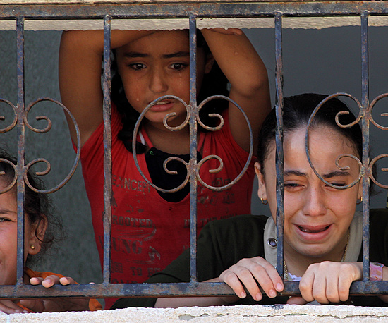 According to UNICEF, children make one-third of the total number of victims among peaceful civilians