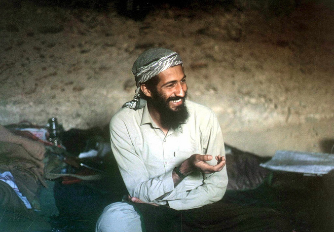 From 1996 to 2001, the al-Qaeda terrorist network of Osama bin Laden (photo) was harbored by the Taliban in Afghanistan