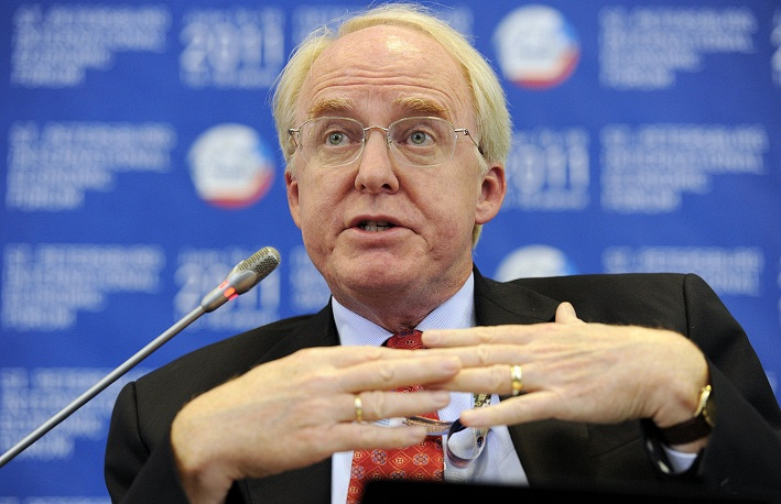 """John Beyrle served as US ambassador to Russia in 2008-2011, during the """"reset"""" of Russian-American relationship, which saw the signing of the New START arms control treaty, agreement on peaceful uses of nuclear energy and Russia's accession to the World Trade Organization."""