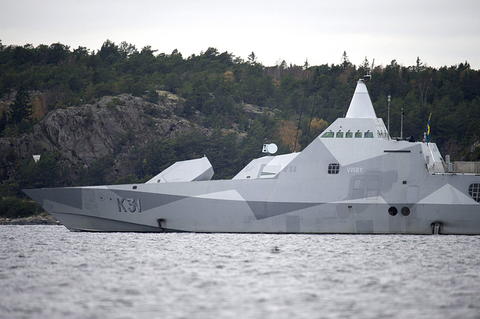 Only Germany, Poland, Russia and Switzerland have own fleets of submarines