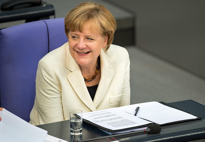 5. German Chancellor Angela Merkel