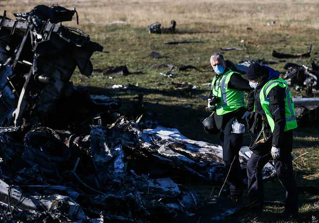 Malaysian Boeing-777 jet en route from Dutch city of Amsterdam to Malaysia's capital Kuala Lumpur crashed not far from the troubled eastern Ukrainian city of Donetsk on July 17, killing all 298 on board