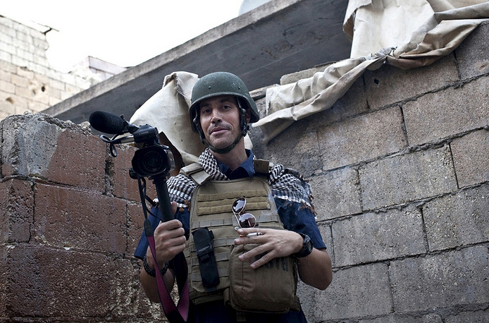American journalist James Foley was beheaded by Islamic State militants. James Foley was abducted in northern Syria in November 2012 while he was covering the civil war in the country