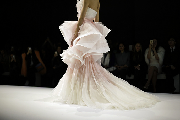Ralph & Russo's Spring-Summer 2015 fashion collection