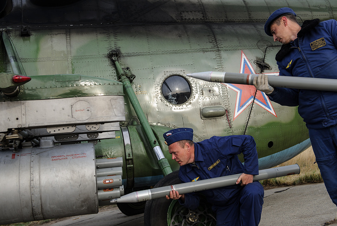 The drill involves about 95,000 troops, more than 7,000 pieces of military equipment, up to 170 warplanes and 20 ships