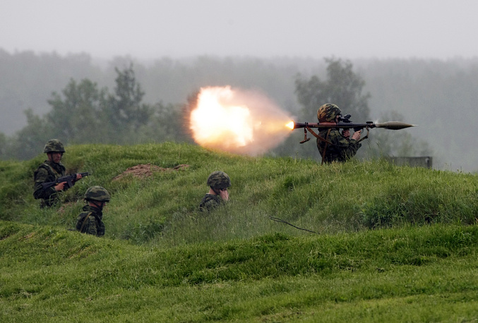 RPG-7 is a portable, reusable, anti-tank rocket-propelled grenade launcher. The RPG has been used in almost all conflicts across all continents since the mid-1960s