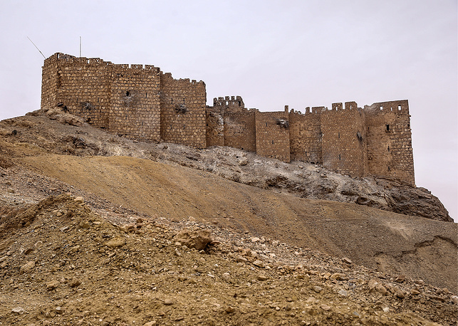 The ancient fortress of Emir Fakhr-al-Din