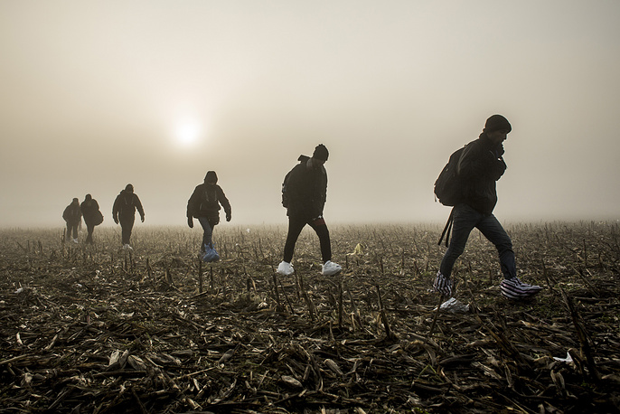 Important events in the life of individuals and nations as a whole are the main subject of entries in the category Top news. Photo: Top news (series). Balkan route