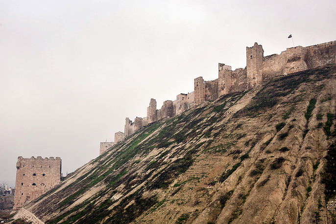 The Citadel of Aleppo