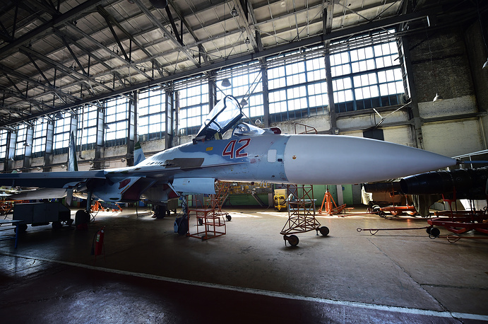 After several serious redesigns the T-10 evolved into the definitive Su-27 configuration
