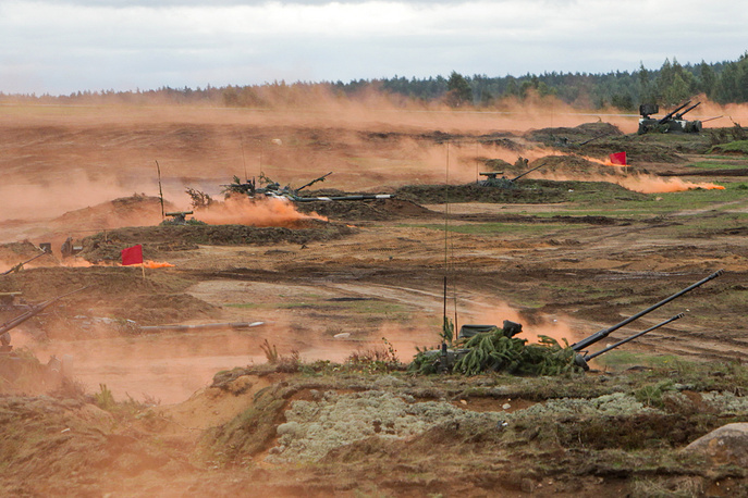 Zapad-2017 is the last phase of joint training by the armed forces of the Union State of Russia and Belarus