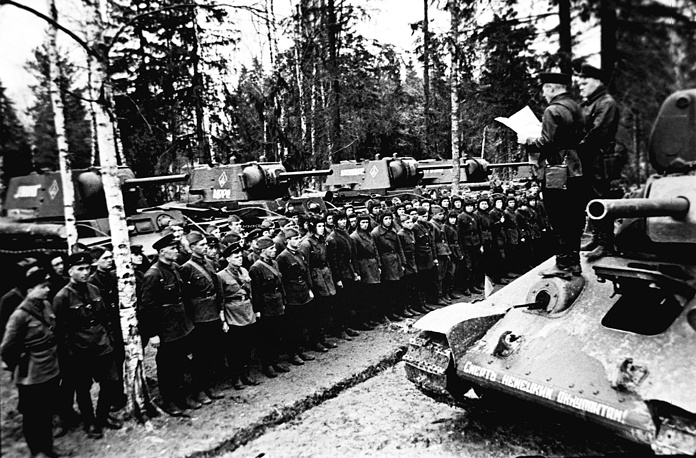 Its design allowed it to be continuously refined to meet the evolving needs of the Eastern Front: as the war went on it became more capable, but also quicker and cheaper to produce