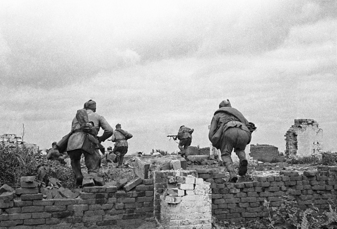 The Battle of the Kursk Salient marked a turning point in fighting on the Eastern Front