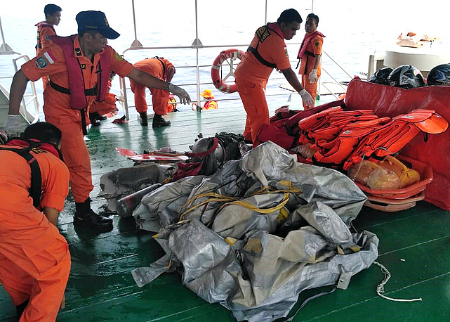 According to media reports on October 29, Lion Air flight JT-610 lost contact with air traffic controllers soon after takeoff, then crashed into the sea