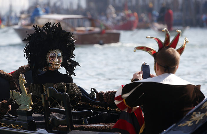 About three million visitors come to the city each spring to watch or join in the festivities