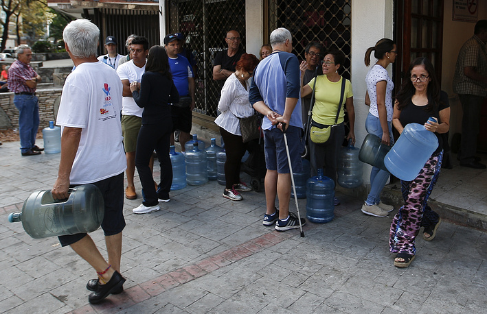 Power and communications outages continue to hit Venezuela, intensifying the hardship of a country paralyzed by economic and political crisis