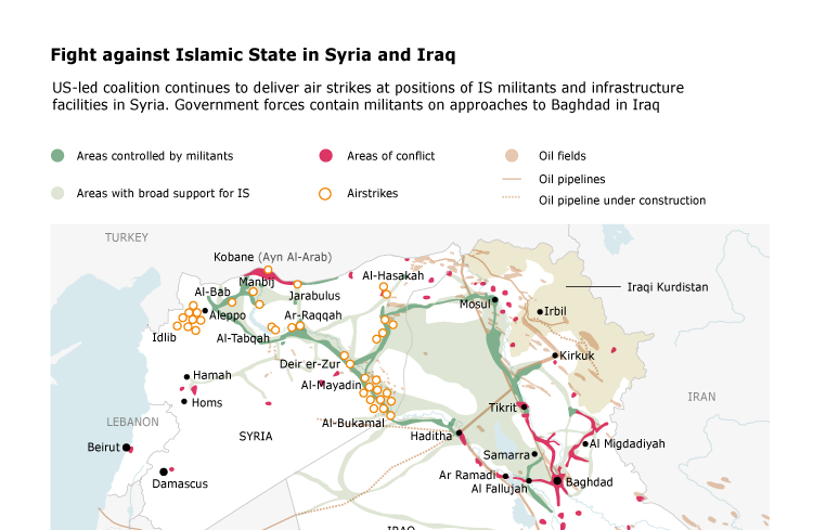 Fight against Islamic State in Syria and Iraq
