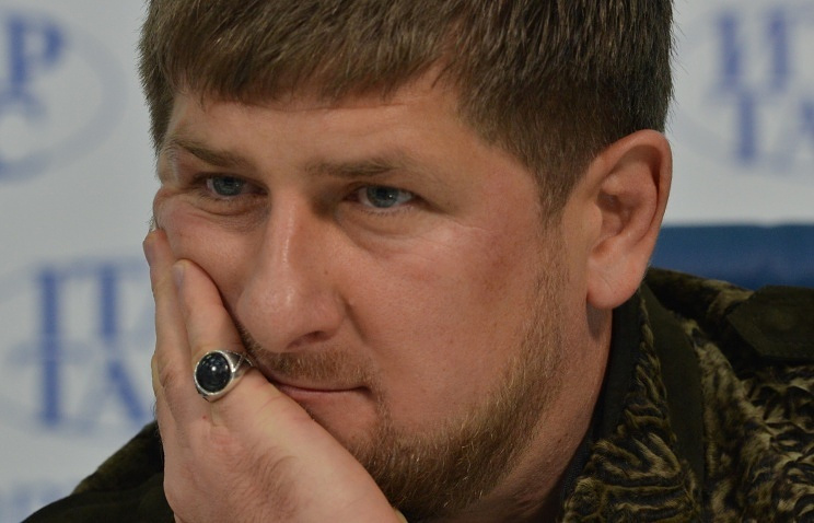 Governor of Chechnya Ramzan Kadyrov