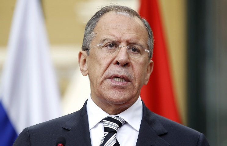 Russian Foreign Minister Sergei Lavrov EPA/LUONG THAI LINH/POOL