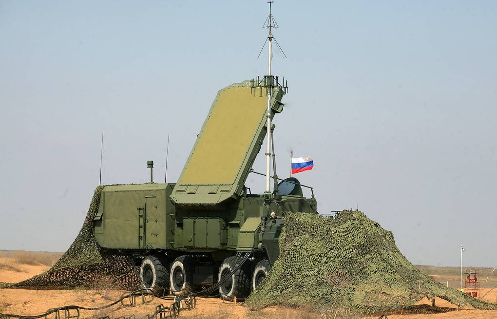 A Russian S-400 air defense system seen during miliotary drills (archive) ITAR-TASS/Dmitry Rogulin