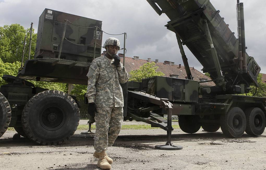 Elements of European missile defense system to be deployed