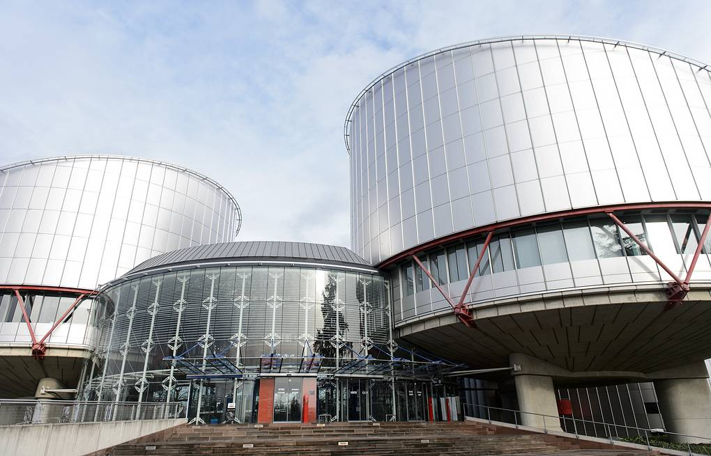 European Court of Human Rights in Strasbourg EPA/JEAN-CHRISTOPHE BOTT