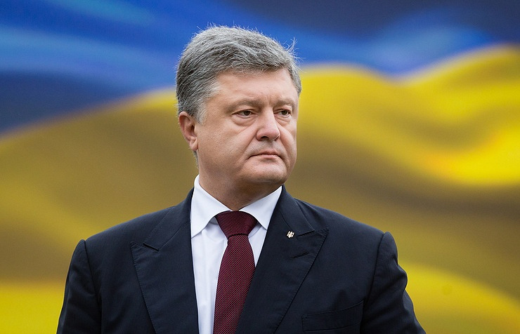 Ukrainian President Petro Poroshenko Mikhail Palinchak/Press Office of the President of Ukraine/TASS