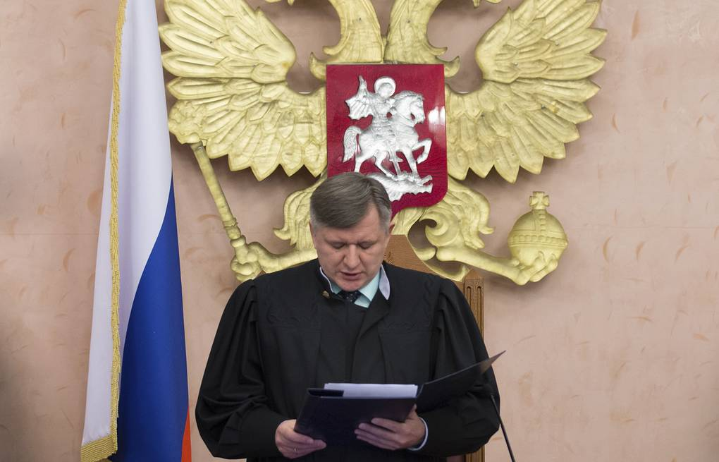 Jehovah's Witnesses lawyer asks Russian Supreme Court to question