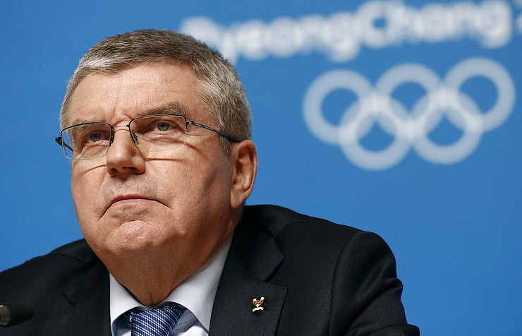 International Olympic Committee President Thomas Bach AP Photo/Patrick Semansky