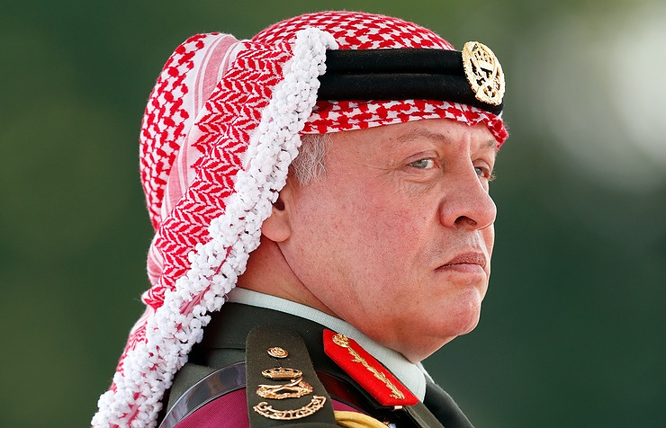 King of Jordan Abdullah II Max Mumby/Indigo/Getty Images
