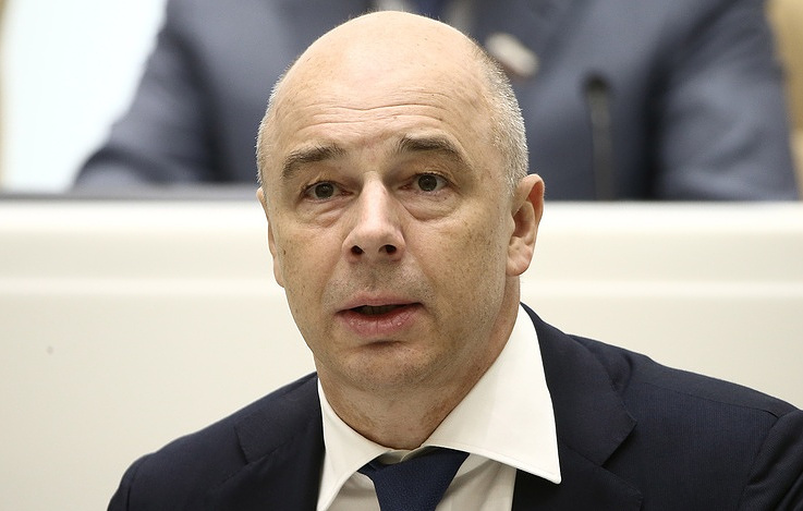 First Deputy Prime Minister and Finance Minister Anton Siluanov Valery Sharifulin/TASS
