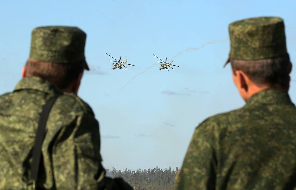 Russia-Belarus Union Shield-2019 drills to be solely