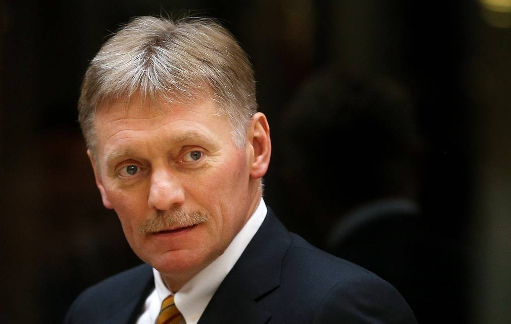 Kremlin spokesperson Dmitry Peskov Valery Sharifulin/TASS