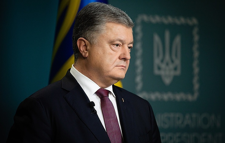 Pyotr Poroshenko Mikhail Palinchak/Press Office of the President of Ukraine/TASS