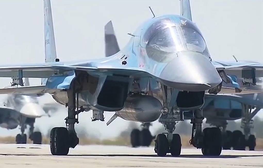 Russia's Hmeymim airbase in Syria  Russian Defense Ministry's press service/TASS