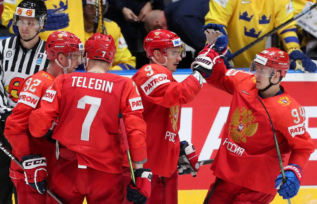 Russian Sports Chief Says National Ice Hockey Team Has Potential For Stronger Performance Sport Tass