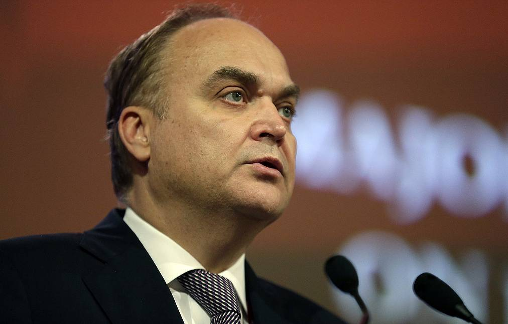 Russian Ambassador to the USA Anatoly Antonov AP Photo/Wong Maye-E