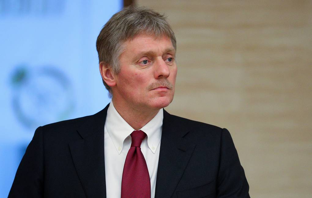 Russian President's press secretary Dmitry Peskov Vitaliy Nevar/TASS