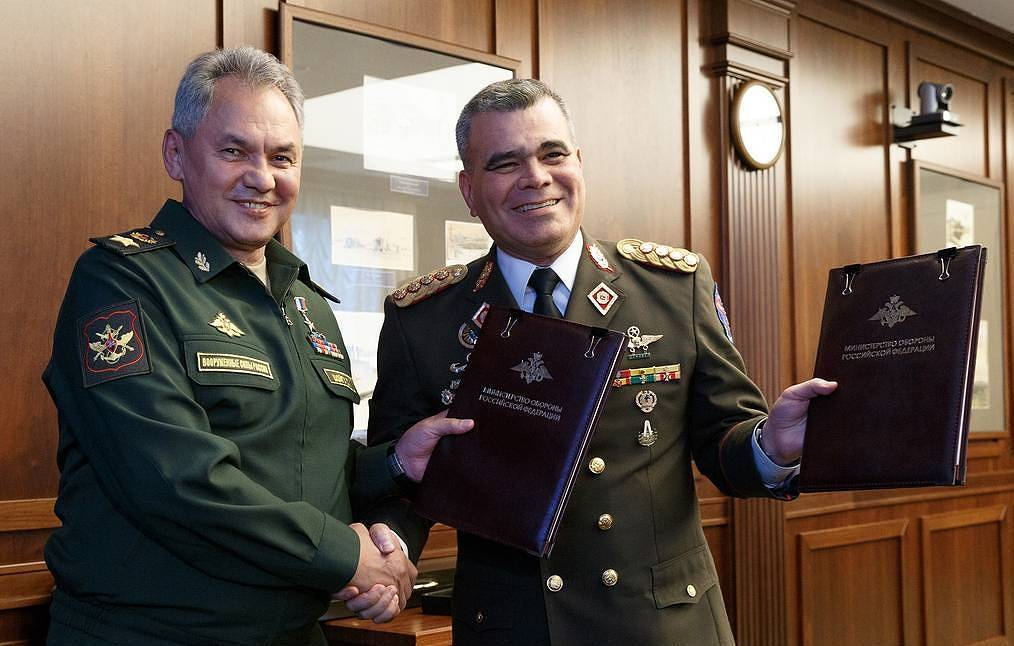 Russia, Venezuela sign agreement on visits by military ships