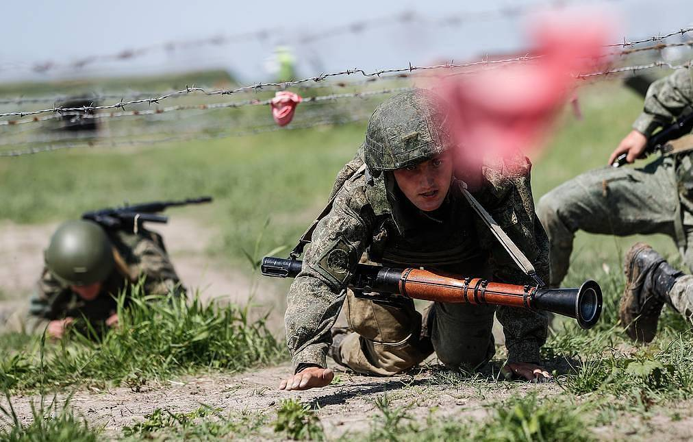 Servicemen competing in Army Games Vitaly Nevar/TASS
